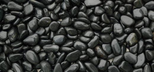 採光石・黒