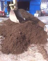 土壌改良して、植物に適した土にします